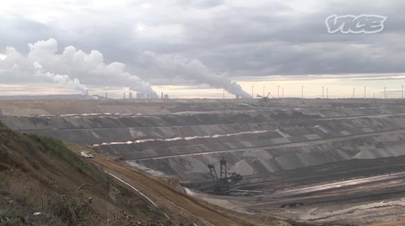 Tysklands kol och vind